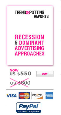 big 550 Five Dominating Advertising Approaches Dealing with Recession