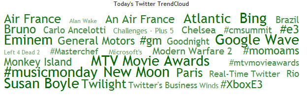 air france twitter copy Air France catastrophe: A day in social media