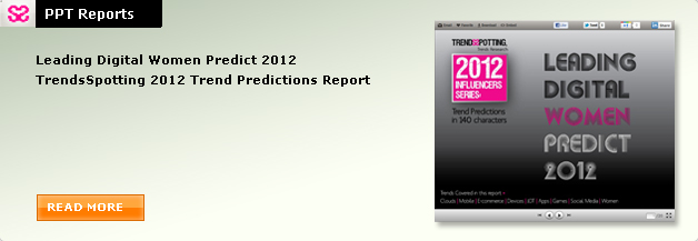 digital women predict 2012